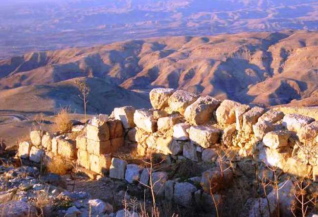 Гора Небо и Мемориал Моисея в Мадаба 5