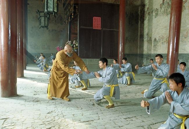 Монастырь Шаолинь  родина боевого искусства 2