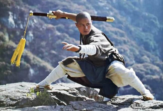 Монастырь Шаолинь  родина боевого искусства 5