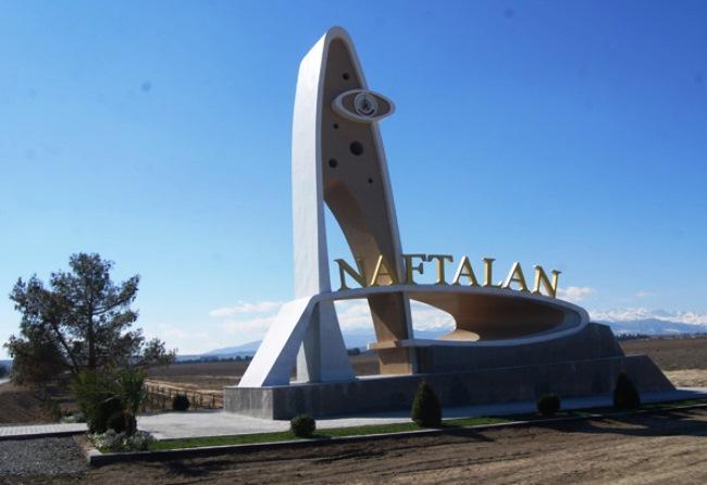 Нафталан единственный или лечебная нефть Азербайджана