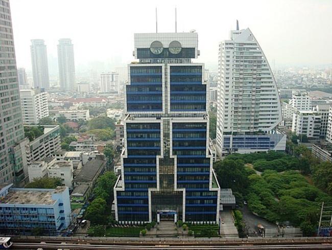 Бангкок, здание Робот Билдинг