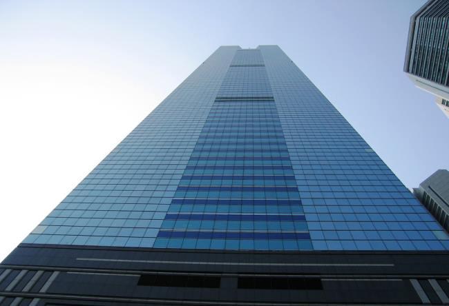 Башня CITIC в городе Гуанчжоу