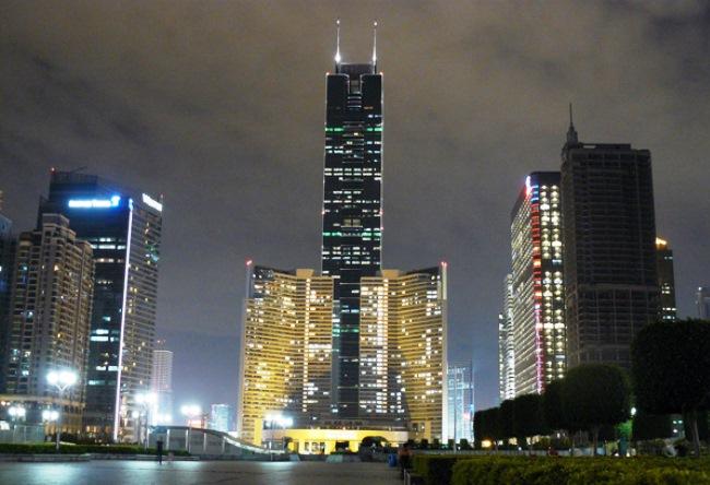 Башня CITIC в городе Гуанчжоу 4