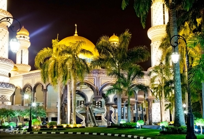 Исламское государство Бруней 4 1482.аз