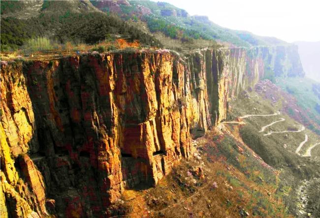1465.аз. Опасная дорога Guoliang Road 3