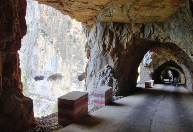 1465.аз. Опасная дорога Guoliang Road 4