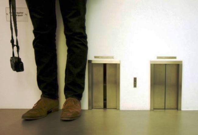 Интересные лифты