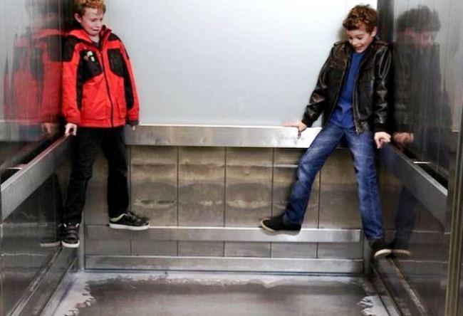 Интересные лифты 5 1511.ев
