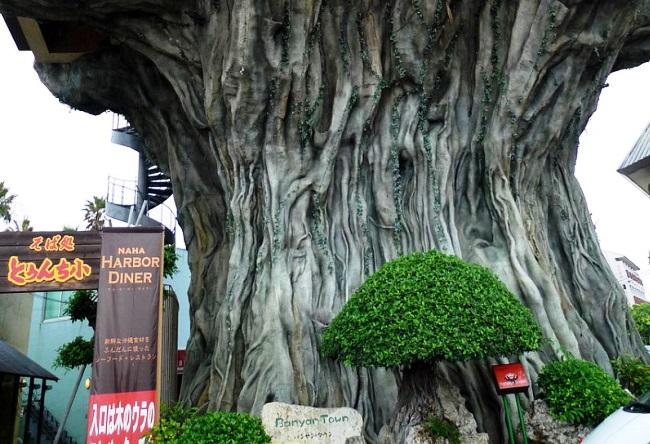 Ресторан в кронах средневековой сакуры 2 1514.аз