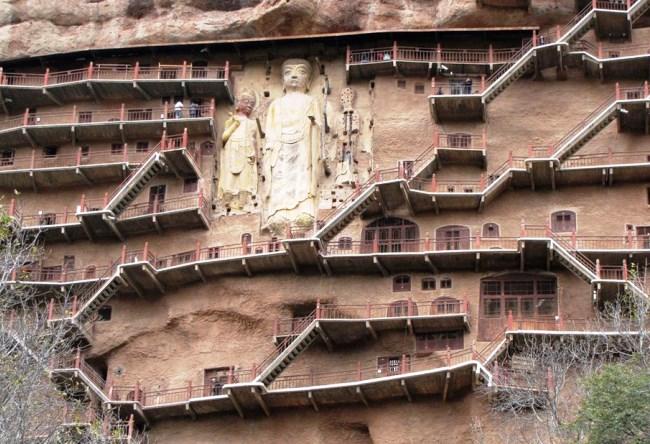 Храм Майджишан в Ганьсу 4 1488.аз