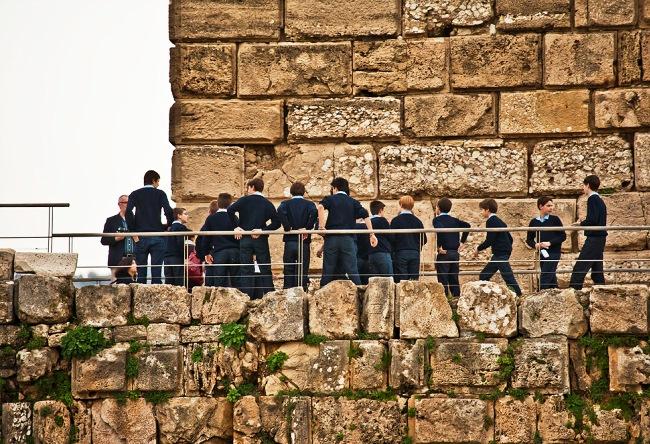 Древний библейский город Библ
