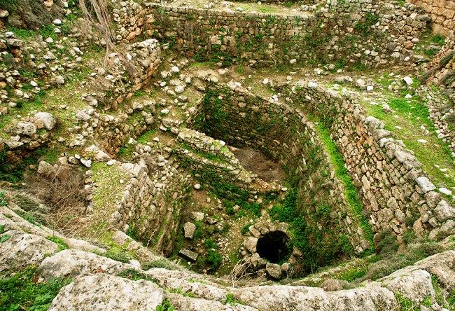 Древний библейский город Библ 4 1540.аз