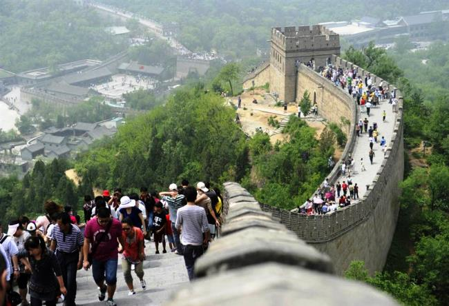 Змеев Вал и Китайская стена – рука одного мастера