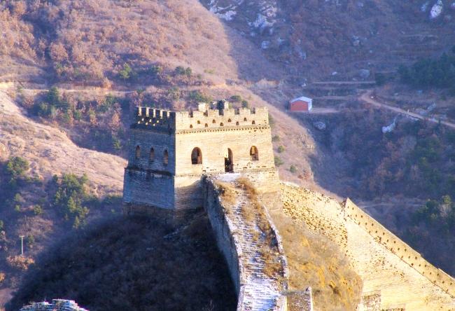 Змеев Вал и Китайская стена  рука одного мастера 4 1544.аз