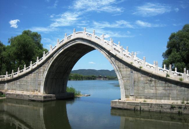 Мост Нефритового Пояса 4