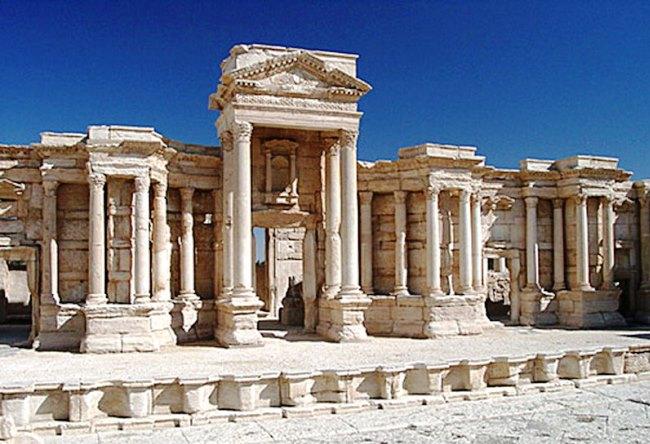 Один из старейших городов планеты  Дамаск 3