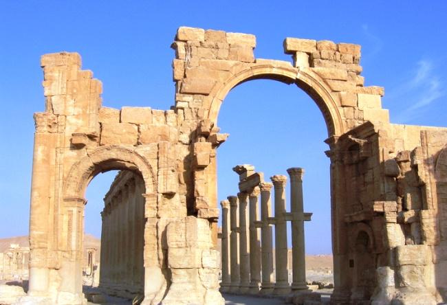 Один из старейших городов планеты  Дамаск 4