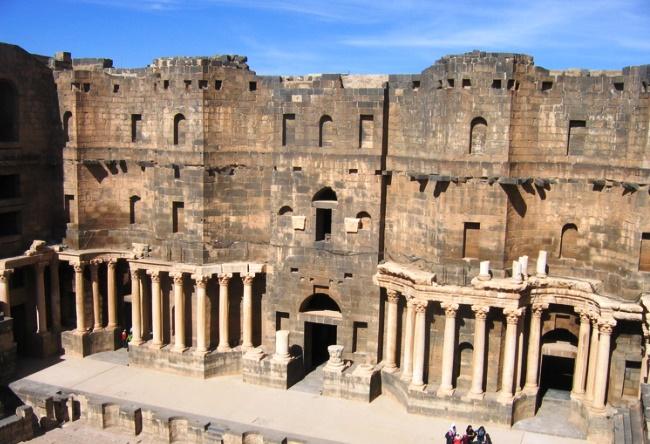 Один из старейших городов планеты  Дамаск 5