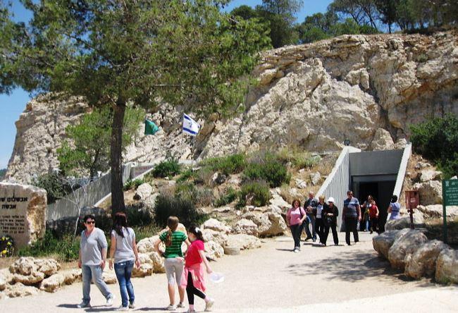 Пещера Сорек Авшалом в Бейт-Шамеш 2