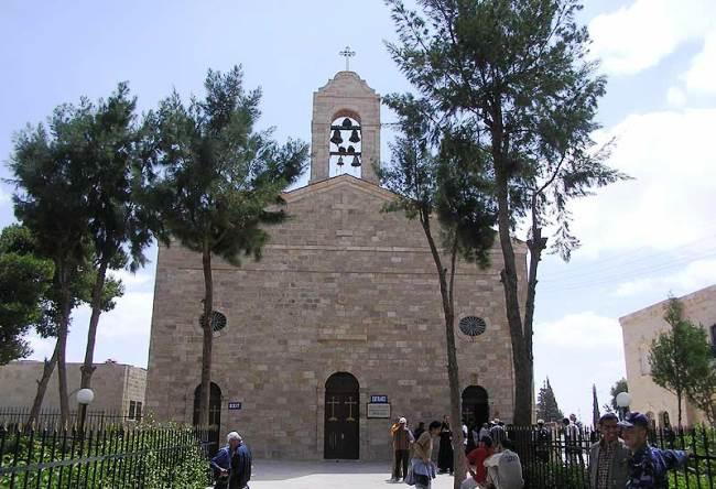 Православная церковь мозаичного города 3