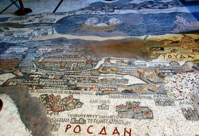 Православная церковь мозаичного города 4
