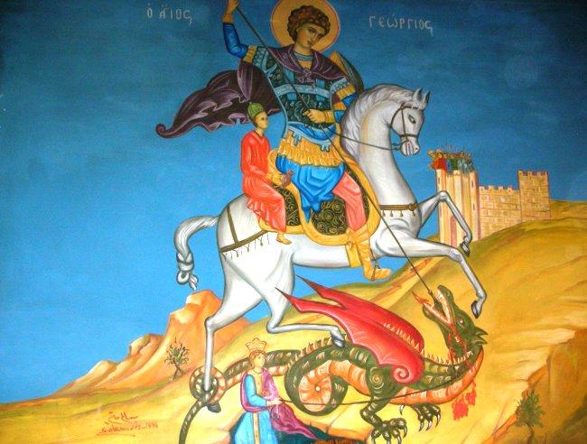 Православная церковь мозаичного города 5
