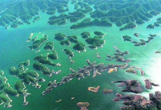 Шинчэн  город под водой 3