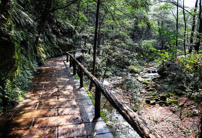 Шпили парка Аватар в Улинъюань 3