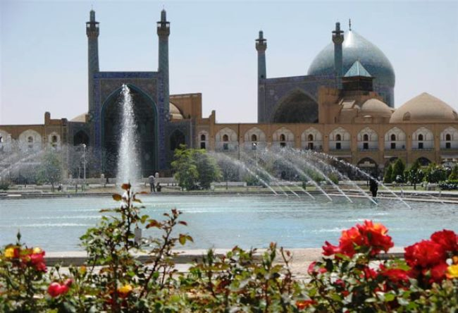 Древнейшая страна восточного мира – Иран