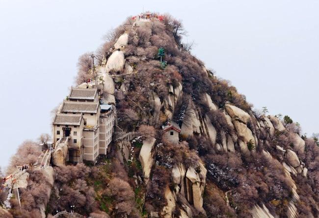 Тайна священной горы Хуашань