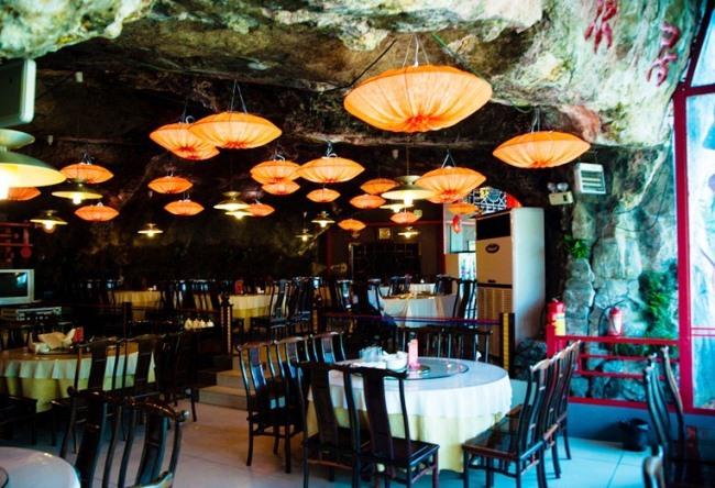 Висящий ресторан Fangweng 2