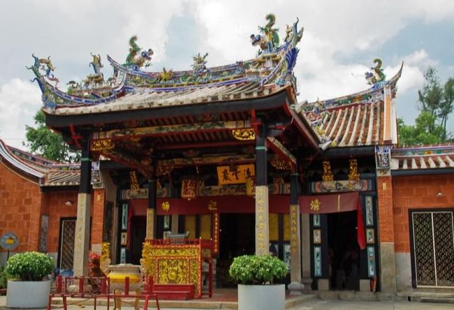 Змеиный храм Лазурного Облака 2