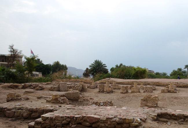 Руины Айла – древнейший город ислама