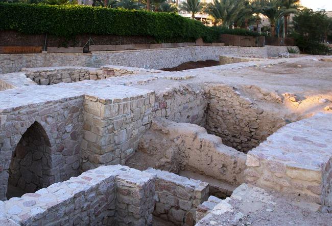Руины Айла  древнейший город ислама 4