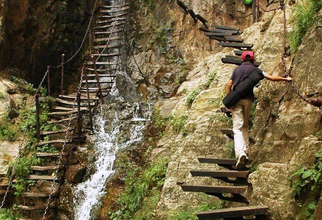 Туристический рай Мяньшань в Цзесю 2