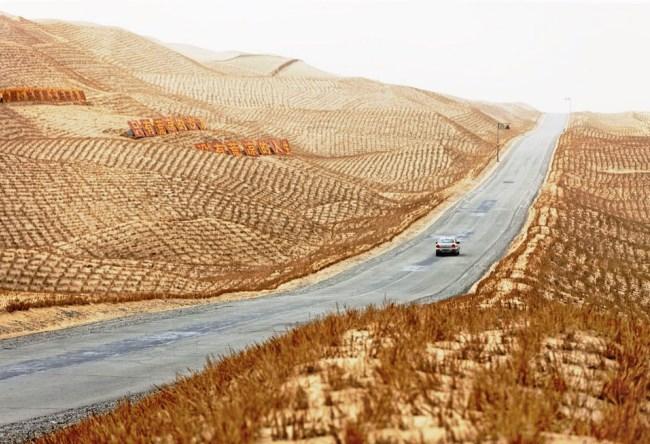 Шоссе Тарим – самое длинное в мире