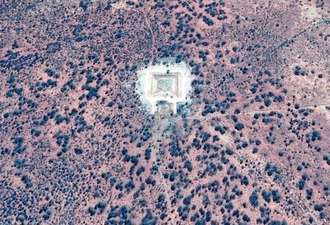 Город Гимпи. Пирамиды в Австралии 3