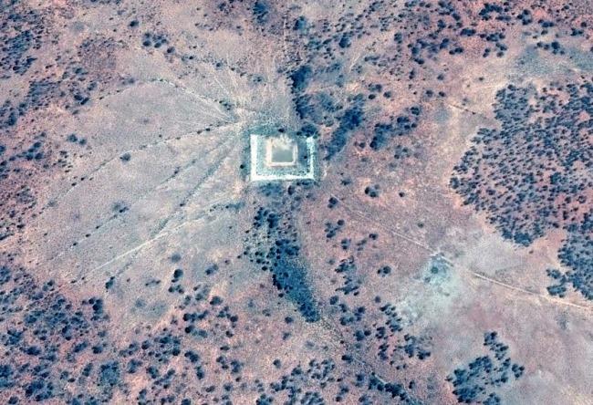 Город Гимпи. Пирамиды в Австралии 4