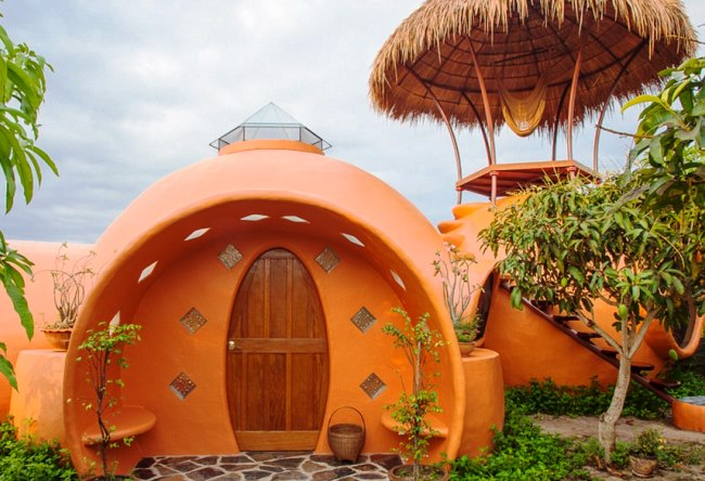 Купольный дом Стива Арина 3