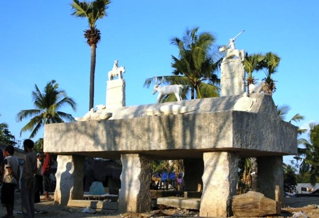 Восточные Помпеи остров Сумбава 3