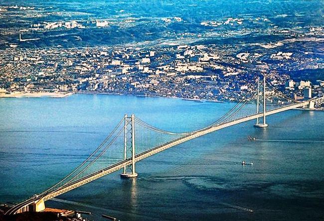 Главный порт и город Кобе 3