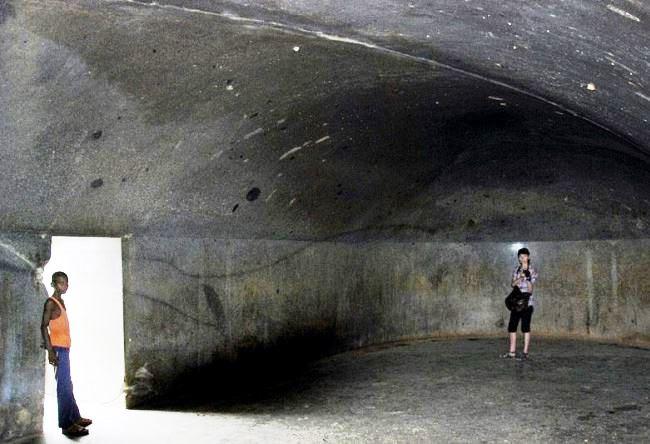 Скалистые пещеры Барабар 2