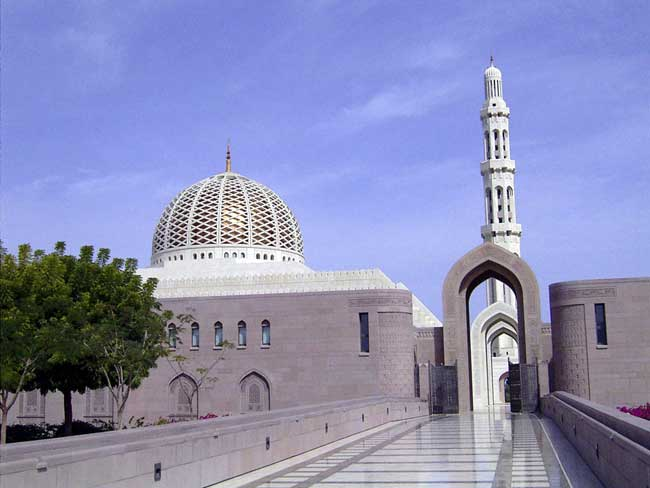 muscat sightseeing