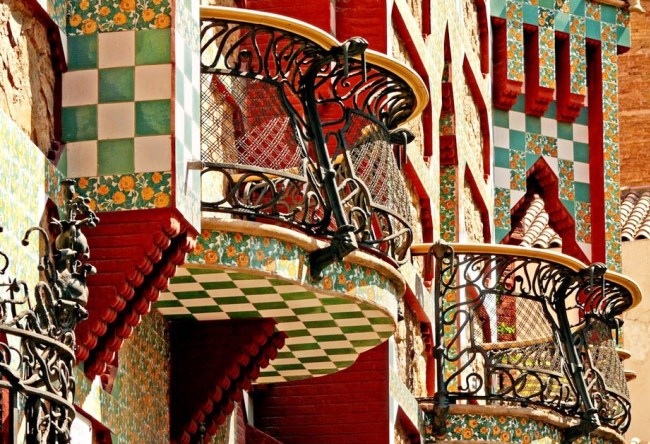 Дом Висенс и Барселона 2
