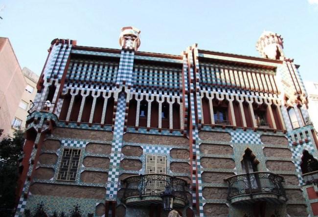 Дом Висенс и Барселона 5