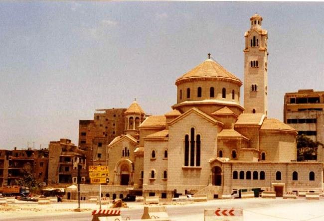 На стыке Запада и Востока – Бейрут