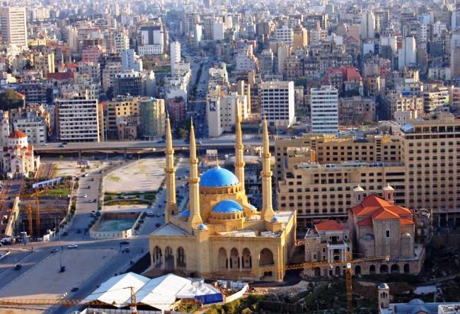 На стыке Запада и Востока  Бейрут 5
