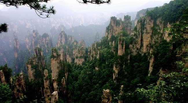 Park Zhangjiajie 2