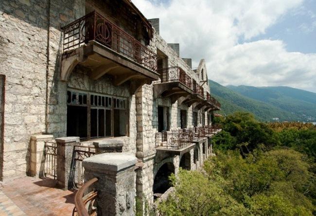 Абхазия, Гагры, приезжайте…