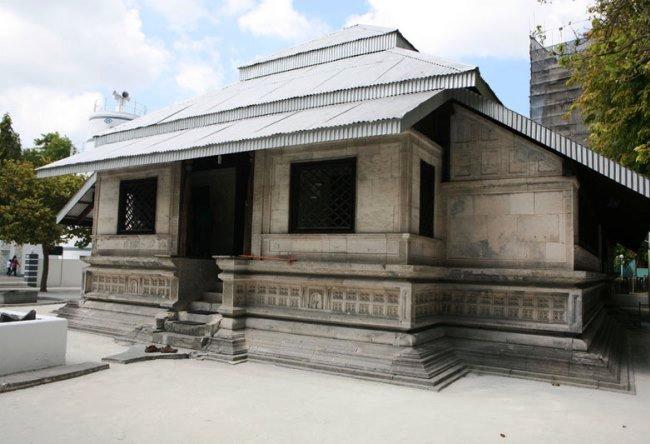Пятничная мечеть на Мальдивах 3